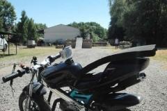 Motorrad action