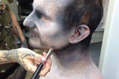 Zombi make up